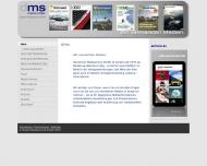 Bild Webseite Horst Decker Mediaservice München