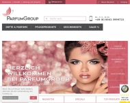 Website ParfumGroup
