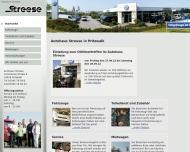 Bild Webseite  Tüchen