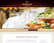 Bild Webseite Restaurant Spandau Diner Berlin