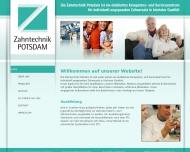 Bild Zahntechnik Potsdam GmbH