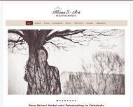 Bild Webseite AlenaS-Art-Photography Magdeburg