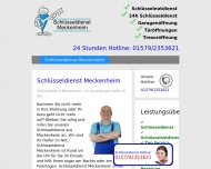 Website Schlüsseldienst Meckenheim