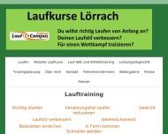 Bild Laufkurse Lörrach