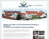 Bild Seniorenheimat Schuppert GmbH