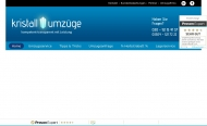 Website Kristall Umzüge