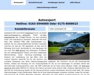 Website Autoexport