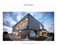Website ARCHIFORMA