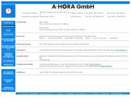 Website A. HORA