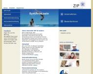 Bild ZIP Zeitarbeit + Personalentwicklung GmbH