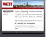 Bild IMTEF Service GmbH