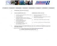 Website Gottwald