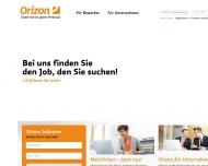 Jobs, Arbeitnehmer?berlassung und Zeitarbeit - Orizon GmbH