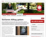Bild Caritas-Altenhilfe für die Als nicht eingetragen wird bekanntgemacht:Region Konstanz