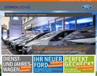 Bild Webseite Storck & Söhne ( Hamburg