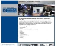 Bild Webseite Kirchberg Hamburg