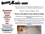 Bild GEORGE Music-Shop Georg Müller