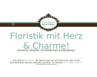 Website Dekoträume - Blumen & Dekoration