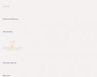Bild Webseite Natalie Glock Kosmetiksalon Illerrieden