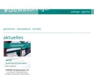 Website kobs köster UG (