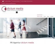 Website dictum media