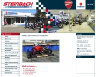 Website Motorradhaus Steinbach