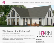 Bild Horn-Massivhaus