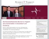 Bild Rechtsanwälte Beumer & Tappert