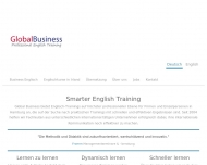 Bild Global Business English Training & Translation