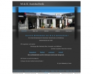 Bild Webseite M & K Autotechnik Inh. Jens Malewsky Autoreparaturwerkstatt Hamburg