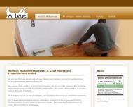 Bild Leue A. Montage & Projektservice