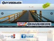 Website Ostseeblick-Grossenbrode