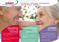 Bild Webseite Lembke Häusliche Kranken- und Altenpflege Hamburg