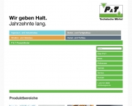 Bild P & T Technische Mörtel GmbH & Co. KG