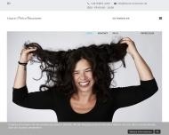 Website Haare - Petra Neumeier - Die Friseurin - Friseursalon in Passau