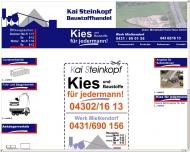 Bild Mörtelwerk Hans Huß GmbH Mörtelwerk-Kieshandel
