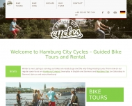 Bild HAMBURG CITY CYCLES