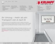 Bild Transport Krumpf GmbH & Co. Internationale Möbelspedition