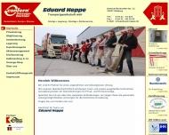 Bild Eduard Heppe Transportgesellschaft mbH