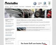 Bild Webseite Petschallies Sasel Hamburg