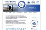 Bild Webseite Drndelic Gebäudereinigung Freiburg im Breisgau