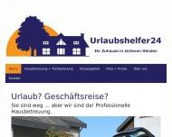 Bild Urlaubshelfer24 - professionelle Hausbetreuung