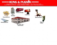 Bild Kons & Pusnik Umzüge GmbH