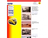 Website Timp Norbert Umzüge und Transporte