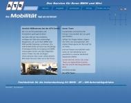 Website ATR Automobile-Technik-Reparatur
