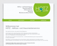 Bild HOTZ ABFLUSS - SERVICE