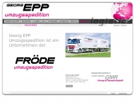 Bild Epp Georg GmbH Umzugsspedition Möbeltransporte