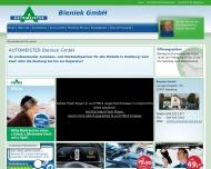 Bild Webseite Automeister Bieniek Hamburg