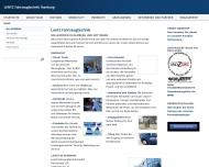 Bild Webseite Lentz Fahrzeugtechnik Hamburg