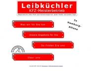Bild Webseite Leibküchler Werner Hamburg